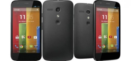 Moto G caught in a new leak hours before its official debut