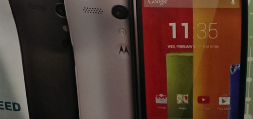 Moto G presented in a new leak with specs and a picture