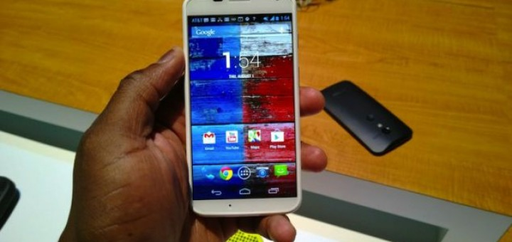 Moto X will be offered for $150 less on Cyber Monday