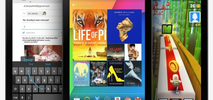 Nexus 7 II is available with new deal from Play Store with free shipping for Canada and the US