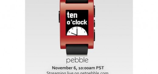 Big announcements are expected today from Pebble during a livestream event