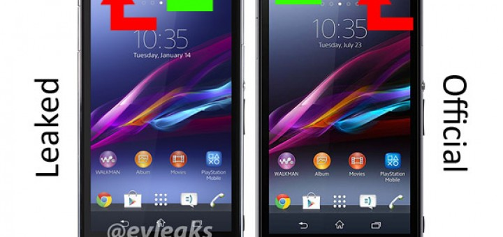 Xperia Z1for the US T-Mobile is spotted in a new leak