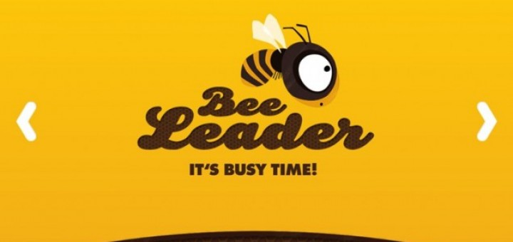 Bee Leader game for Windows Phone