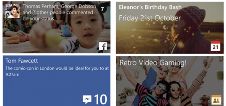 Facebook Beta update for Windows Phone