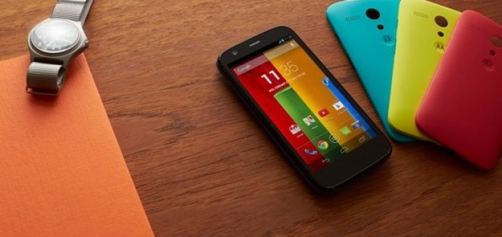 Motorola is seeding Android 4.4 KitKat to Moto G before holidays