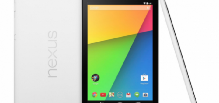 White new Nexus 7 is just released in Google Play Store