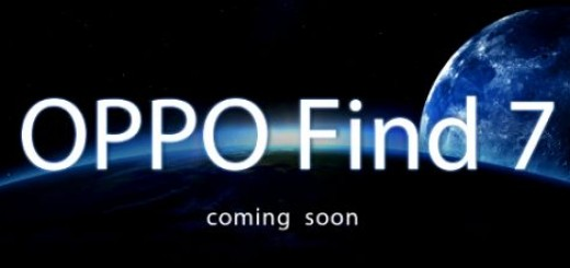 Oppo Find 7 is getting to arrive real soon, as the new teaser hints