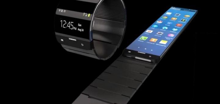 Samsung Galaxy Gear 2 concept