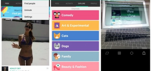 Vine App Update for Gingerbread