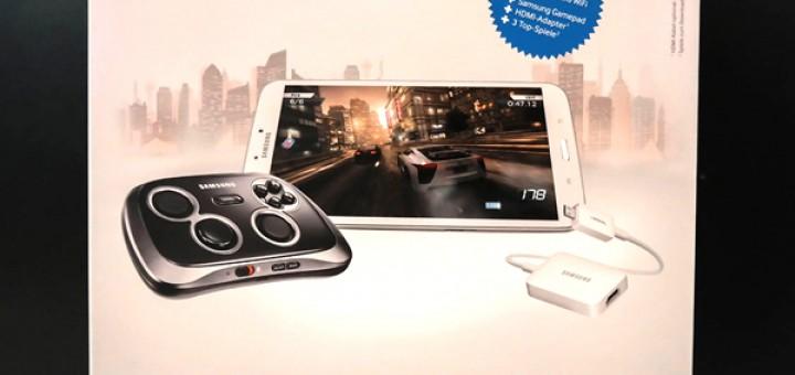 Samsung Galaxy Tab 3 Game Pad