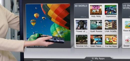 LG HDTV