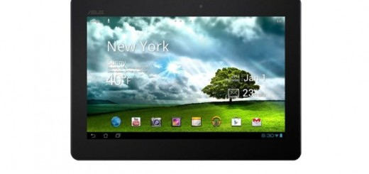 Transformer Pad TF502T tablet by ASUS runs on Android and works with Tegra 3 chip