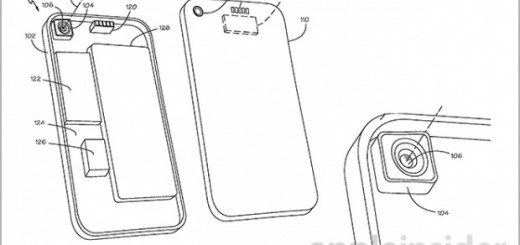 Apple patents for interchangeable lenses
