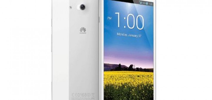 Huawei Ascend Mate 2 4G goes official at CES 2014