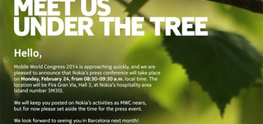 Nokia will held its MWC press event on 24th of February