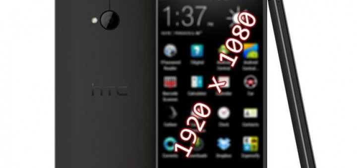 HTC M8 will feature a screen with 1920x1080p resolution