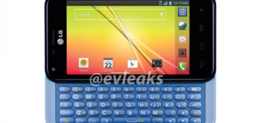 LG Optimus F3Q with QWERTY is showed in a new leak with photo