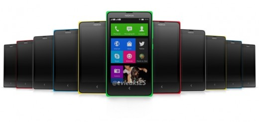 Nokia X aka Normandy unveiled in a new leak, this time with more details of the specs