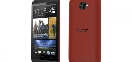 The mid-ranger HTC Desire 601 is launched with red version in the UK