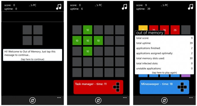 how to clean windows phone memory