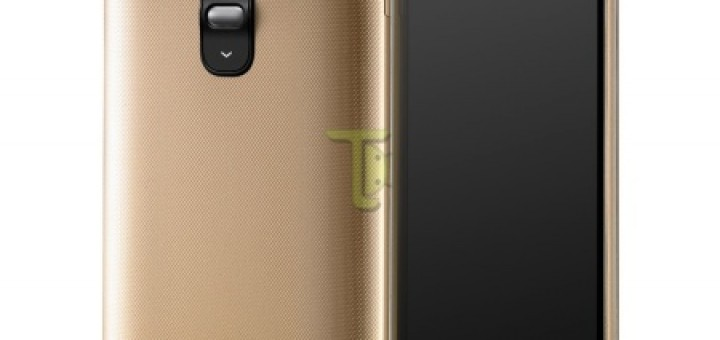 Gold and Red LG G2 are officially presented in the mobile world