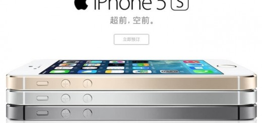 iPhone 5s China Mobile