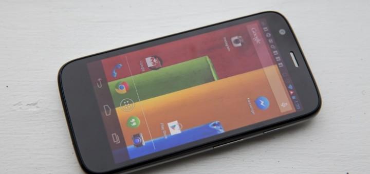 Moto G Google Play