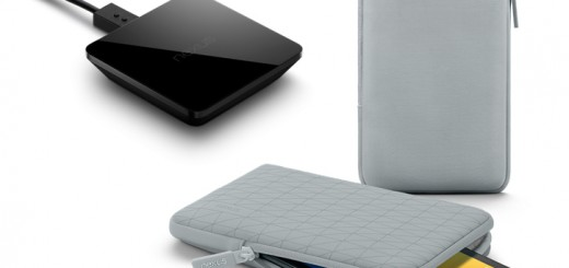 Nexus Wireless Charger and Nexus 7 Sleeves