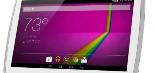 Polaroid Q10 tablet with Android 4.4 Kit Kat
