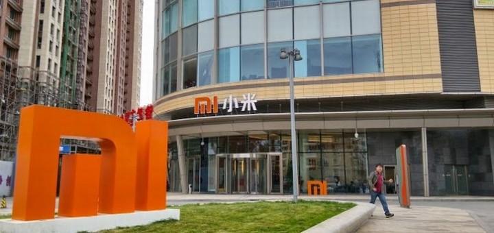 Xiaomi store in China