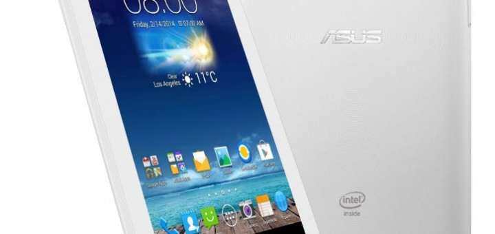 ASUS Fonepad 7 LTE and Dual-SIM are revealed
