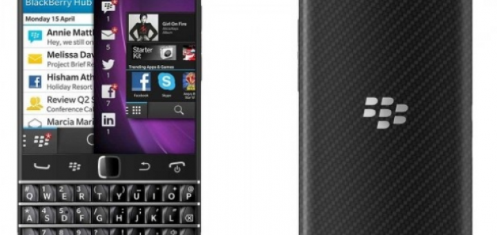 The modern BlackBerry branded devices fall in 4 categories