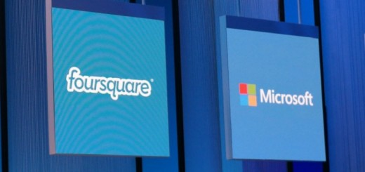 Foursquare and Microsoft deal