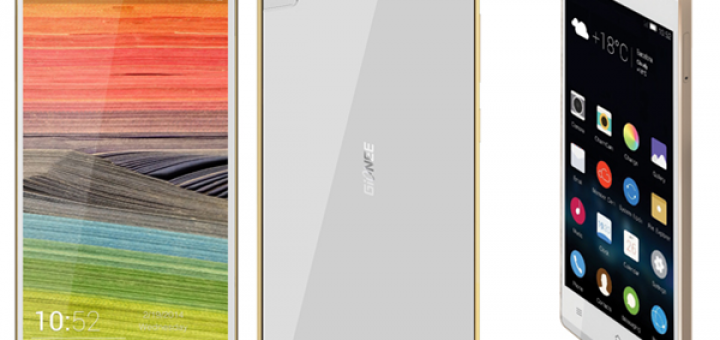 Gionee Elife S5.5 is the thinnest smartphone presented in the mobile world
