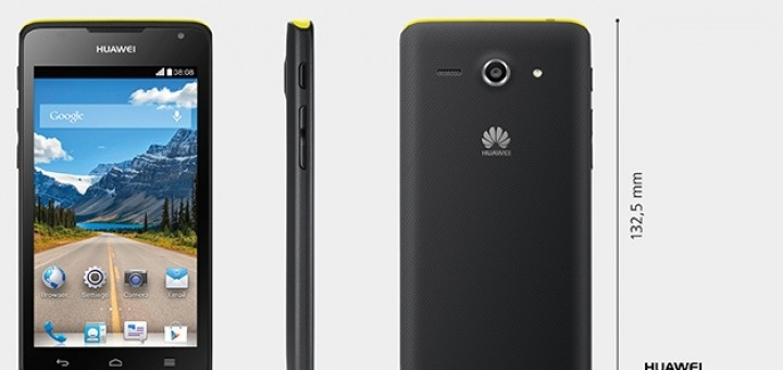 Huawei Ascend Y530 is officially presented in the mobile world