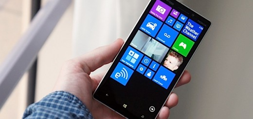 Nokia Lumia Icon hands on video
