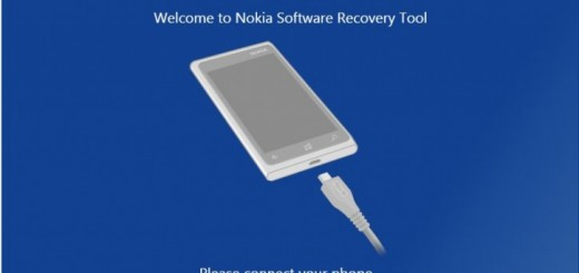 Nokia software recovery tool for Lumia