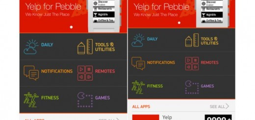 Pebble app store to be launched on February 3rd