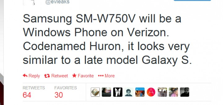 verizon samsung windows phone
