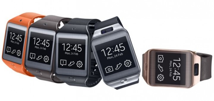 Samsung Gear 2 and Gear 2 Neo presented in the mobile arena ahead of MWC 2014