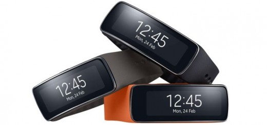 Samsung Gear Fit smartband arrives in the mobile arenas