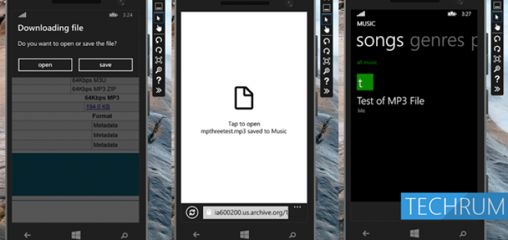 Sea change with Windows Phone 8.1