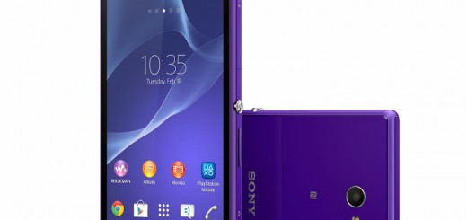 Sony Xperia M2 is announced in Barcelona