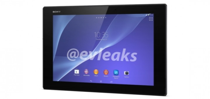 Xperia Tablet Z2 is the rumored new tablet with 10.1-inch from Sony