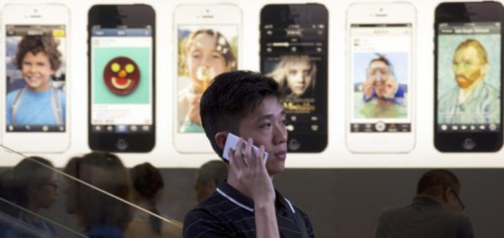 china smartphone market has declined