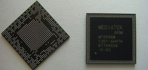 MediaTek's Cortex-A17 MT6595