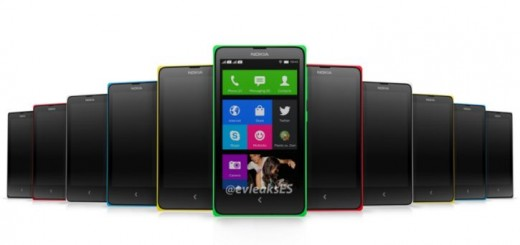 Nokia Android phone - Normandy or Nokia X - images