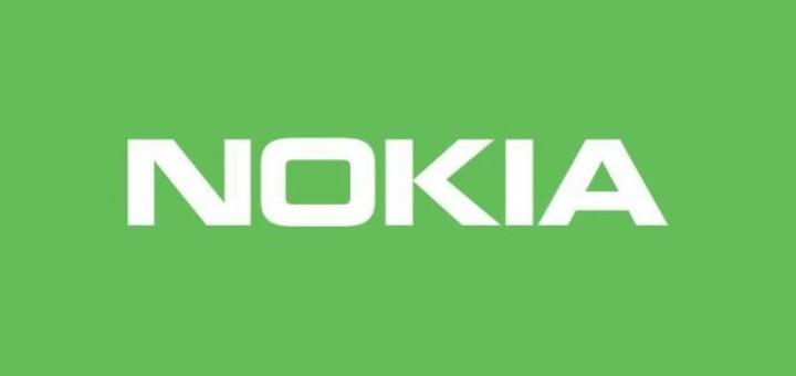 Nokia Logo goes green