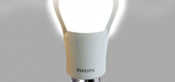 phillips led light project