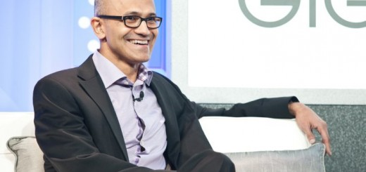 Satya Nadella is the new CEO of Microsoft